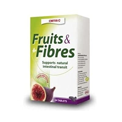 (Pack Of 2) Ortisan Fruits & Fibre Cubes | ORTIS by ORTIS