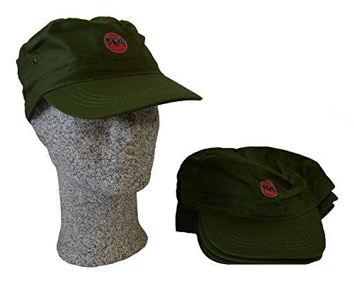 5x Bacardi Mütze Schirmmütze Basecap mit Fledermaus Logo