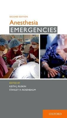 By Ruskin, Keith ( Author ) [ Anesthesia Emergencies 2e P By Aug-2015 Paperback