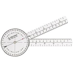 NCD Medical/Prestige Medical Goniometer, 8″