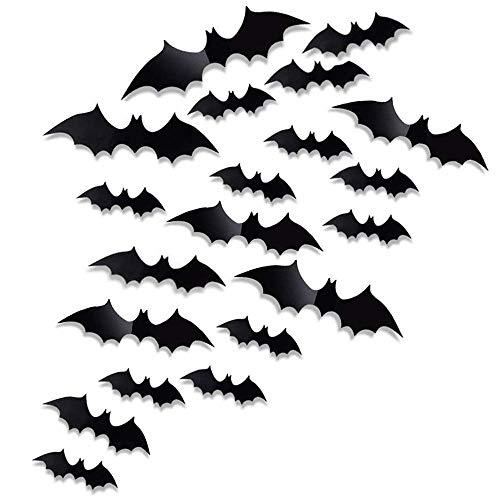 Beängstigend Dekor - mayizhong 120 STK Halloween Party liefert