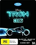 Tron 3D - Exklusiv MetalBox / Steelbook - [Blu-ray]