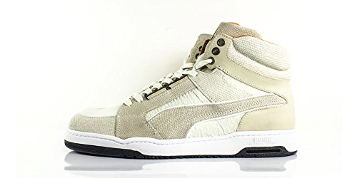 Puma slipstream made in italy x hi-top homme sneaker 357261 taille 41–46 Gris - Blanc