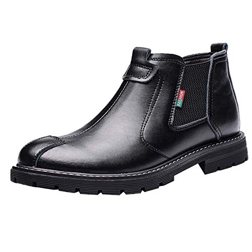 MCYs Bottes Classiques Homme Chaussures Homme Femme Bottes Hiver imperméable Neige Randonnee Chaudement Chaudes Fourrure Baskets Bottines(38-44)