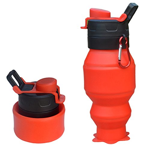 megoday-collapsible-silicone-sports-water-bottle-reusable-leak-proofportable-for-running-camping-hik