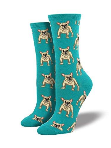 Socksmith Bulldog franc�s talla �nica para la mayor�a de los calcetines de...