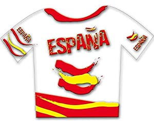 Verbetena - Bolsa camiseta España, 27 x35 cm, pack 100 unidades (011500069)
