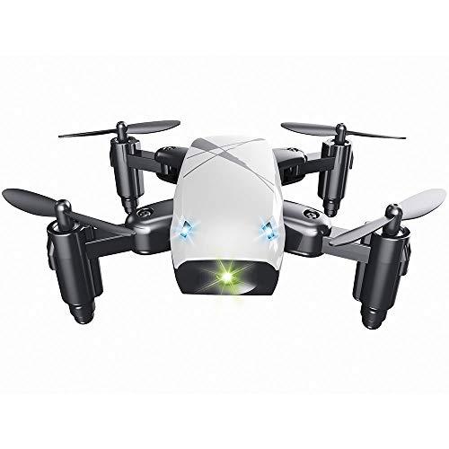 S9 Mini Faltbare Tasche Drohne mit Kamera Live Video, Höhe halten Headless-Modus eine Schlüssel Rückkehr Spaß Spielzeug Geschenke