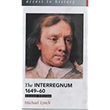 Access To History: The Interregnum 1649-60 2nd Edition
