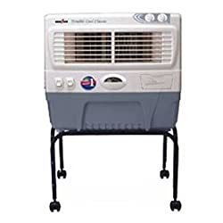 Kenstar Double Cool Dx 50-Litre Air Cooler With Trolley (White)