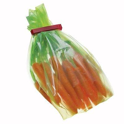 20 x Lakeland Stayfresh Longer Vegetable Storage Bags, 28 x 46cm