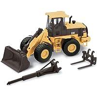 Norscot Caterpillar 924G VersaLink - Cargador de rueda con herramientas (escala 1:50)