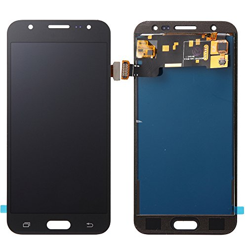 Gogogo Digitizer de Contact d'écran d'affichage d'affichage à Cristaux liquides pour Samsung Galaxy S5 i9000 G900 G900A G900F G900P série G900V G900T G900H Nouveau - Noir