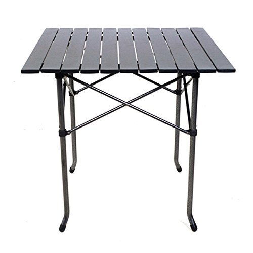GAOJIAN Accueil Table Pliante Aluminium Outdoor Stall Table Casual Table Camping