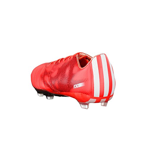 adidas Performance  Nitrocharge 3.0 FG, Chaussures de football pour compétition homme - rot / weiß / schwarz