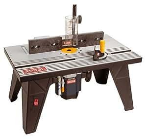 ryobi ert 1150v t router table with router 1150w 230v old version diy tools. Black Bedroom Furniture Sets. Home Design Ideas