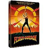 Flash Gordon [4K Ultra HD Blu-Ray Bonus-Édition SteelBook Collector 40ème Anniversaire]