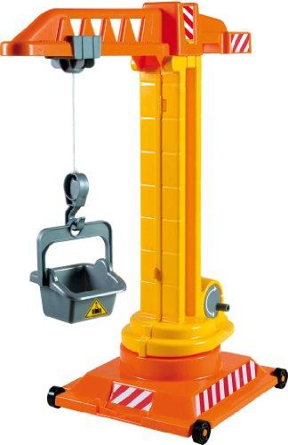 toller Kran für Kinder Sandspielzeug drehbar 54 cm Kran-spielzeug Für Kinder