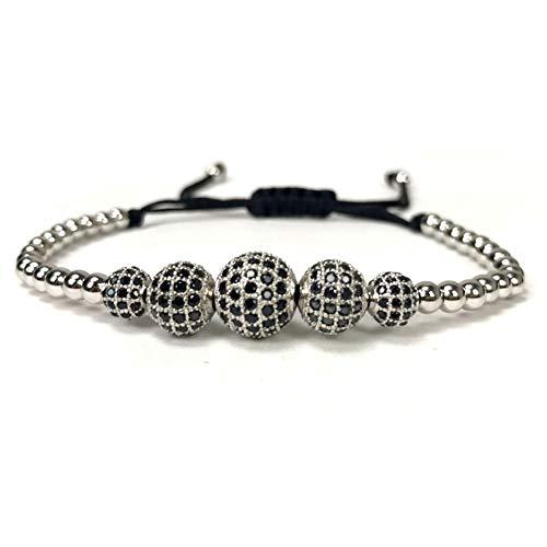 Für Immer Pulseira Masculina Armband Männer Schmuck Ball Charme Armbänder Für Frauen Bileklik Feminina DIY ()