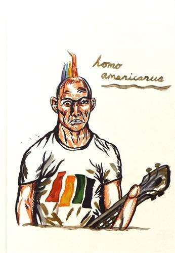 Raymond Pettibon: Homo Americanus, Collected Works por Ulrich Loock, Harald Falckenberg