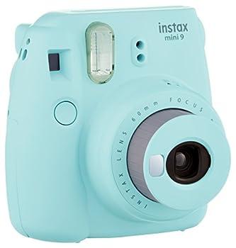 Fujifilm Instax Mini 9 Kamera Ice Blau 11