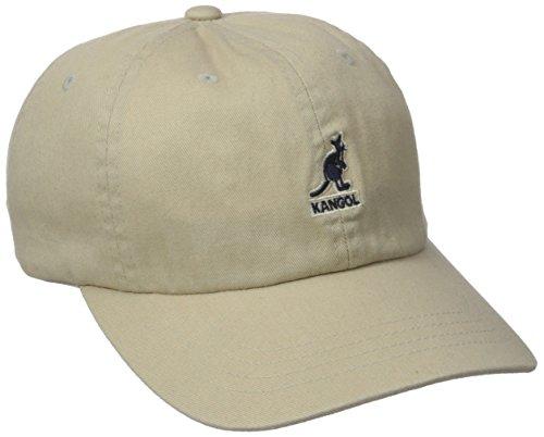 Kangol Washed Baseball - Casquette de Baseball - Mixte
