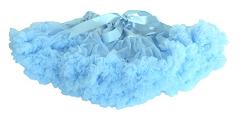 ck Tutu Prinzessinen Bauschrock Hellblau One Size (Ariel Kleider Für Kleinkinder)