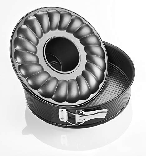 Zenker 6506 - Molde Tartas Accesorios roscos 18 cm