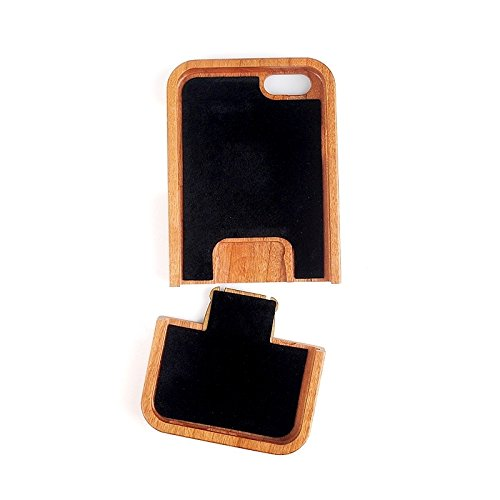 Phone case & Hülle Für IPhone 6 u. 6S, BRITISCHES Flaggen-Muster-trennbarer hölzerner Fall ( SKU : S-IP6G-0336P ) S-IP6G-0336Q