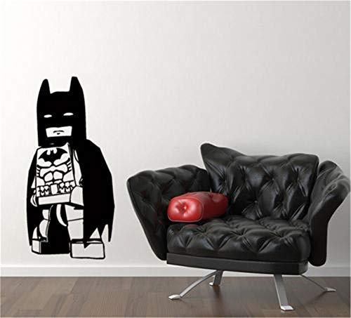 wandaufkleber 3d Wandtattoo Kinderzimmer Batman Wandtattoo Aufkleber heißer karton Batman Superheld Hero Kinder Kinderzimmer Aufkleber Wandtattoo Bild frei