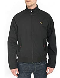 Fred Perry Ealing Bomber in Black