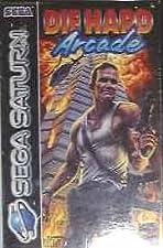 Die Hard Arcade - Saturn - PAL