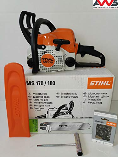 Stihl MS 170 - Motosierra 30 cm