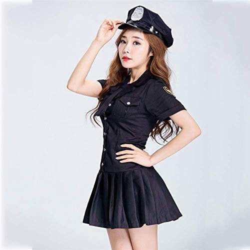 Kostüm Weiblich Polizei - PIN Olympia halloween kostüme frauen halloween kostüm cosplay sexy weibliche polizei navy rock sailor frauen 's clothing performance clothing,L