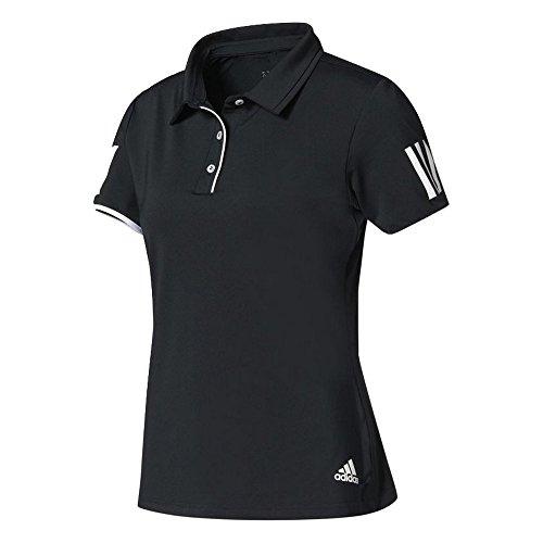 adidas Club Polo de Tennis Femme M Noir/Blanc