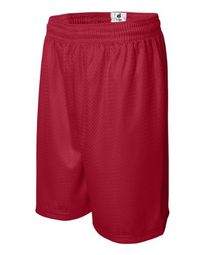 Badger - Short - Homme Rouge - Rouge