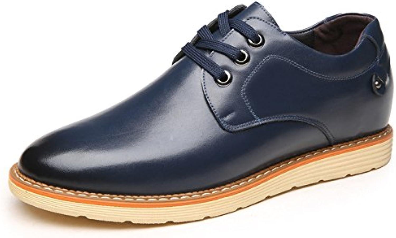 OEMPD Herren Leder Freizeitschuhe Modetrend Schuhe  Billig und erschwinglich Im Verkauf