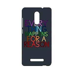 BLUEDIO Designer 3D Printed Back case cover for Xiaomi Redmi Note 3 / Redmi Note3 - G6867