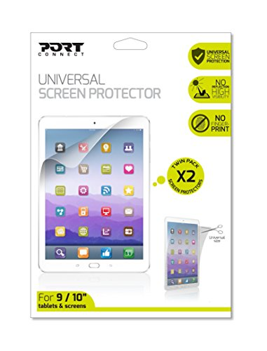 Port Designs Ecran de protection pour Tablettes 10,1''