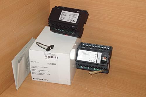 Siedle ATLC/NG 670-0 Access - Controlador de altavoz para puerta con enchufe
