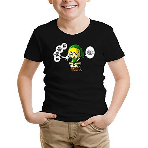 T-Shirts Zelda parodique Link la Fée Navi : Une fée Pratique mais agaçante. (Parodie Zelda)
