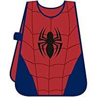 ARDITEX SM9856 Delantal sin Mangas para Actividades de Marvel-Spiderman