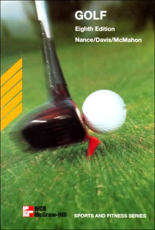 Golf (Brown & Benchmark S.) por Virginia L Nance