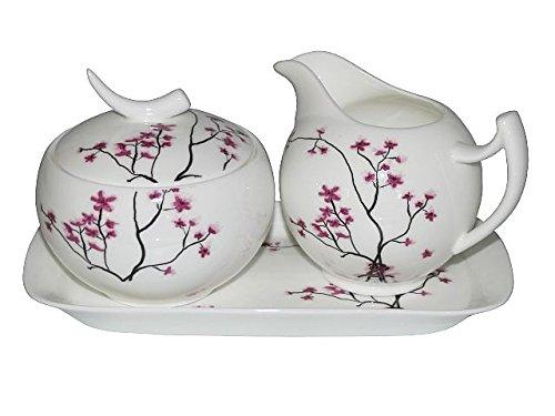 Milch und Zucker Set - Cherry Blossom TeaLogic
