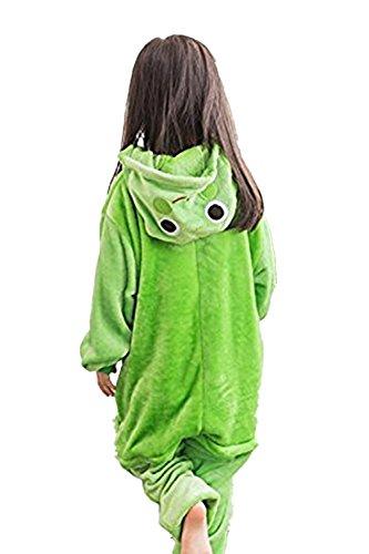 Missley Einhorn Pyjamas Kostüm Overall Tier Nachtwäsche Erwachsene Unisex Cosplay (125CM, (Kostüme Einfaches Für Cosplay Jungs)