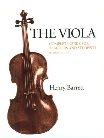 The Viola: Complete Guide for Teachers & Students
