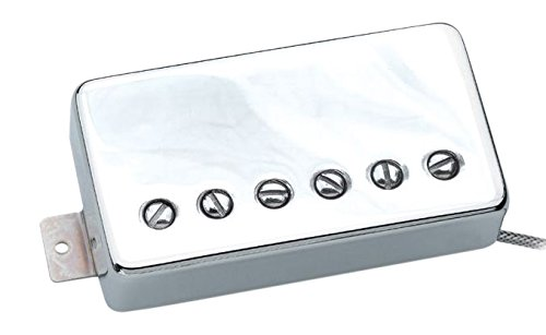 SEYMOUR DUNCAN SH 55B 2C SETH LOVER MODEL (BRIDGE POSITION/2 WIRE) NICKEL COVER