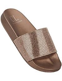 Carlton London Women's Saylah Fashion Sandals