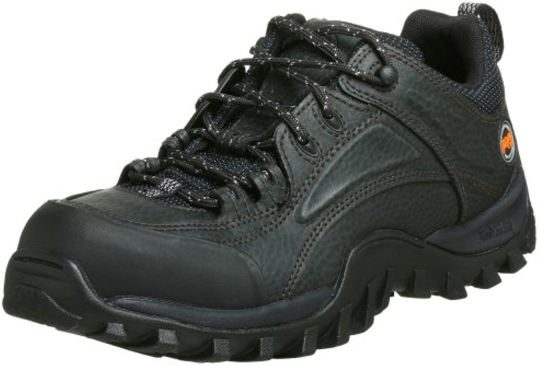 Timberland Timberland Timberland PRO Men's 40008 Mudsill Low Steel-Toe Lace-Up,nero,14 W | Lo stile più nuovo  f64daf