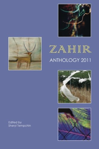 Zahir Anthology 2011 Cover Image